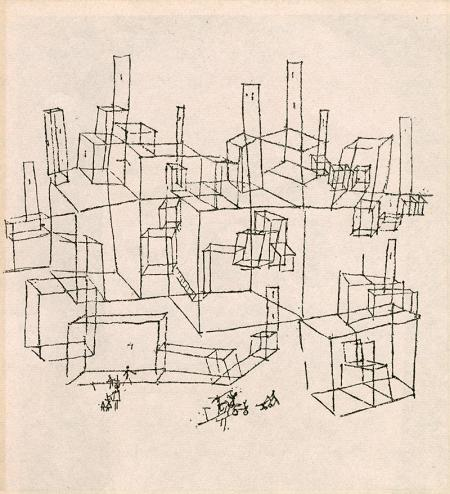 Paul Klee. Architectural Review v.120 n.716 Sep 1956, 147