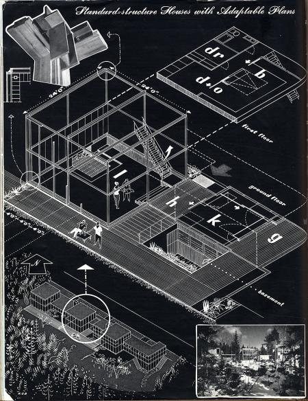 Kenneth Browne. Architectural Review v.121 n.720 Jan 1957, 84