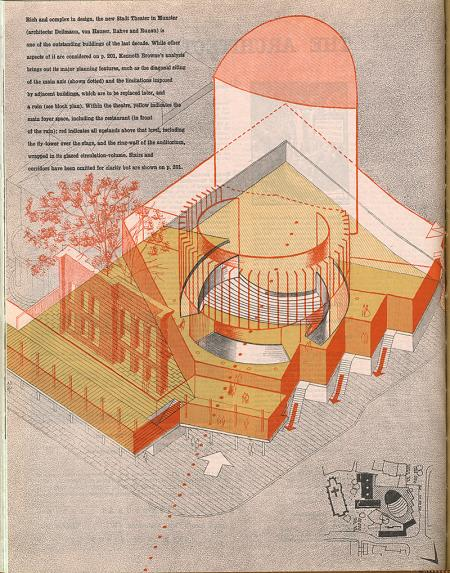 Kenneth Browne. Architectural Review v.122 n.722 Jan 1957, 154
