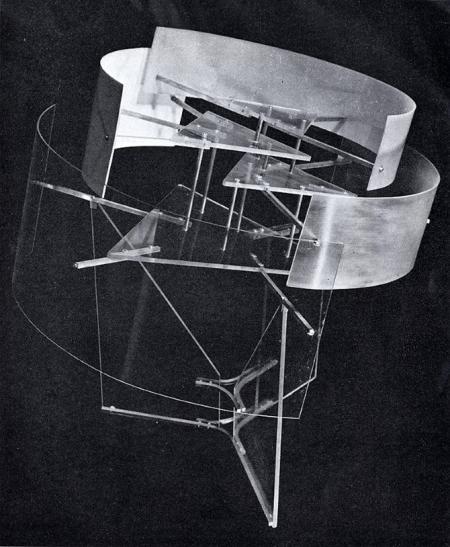 Constant. Architectural Design 28 November 1958, 464