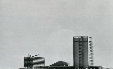 Kenzo Tange. Sinkentiku. June 1958, 33