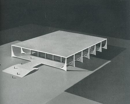 Oscar Niemeyer. Modulo. 10 1958, 13