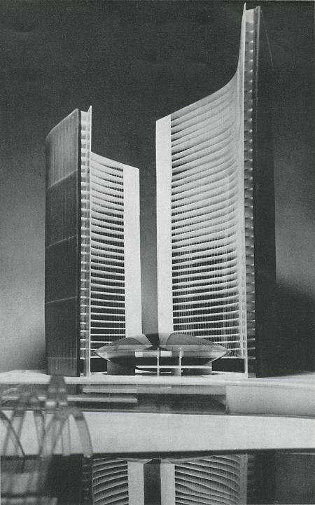 Viljo Revell. Casabella 222 1958, 4