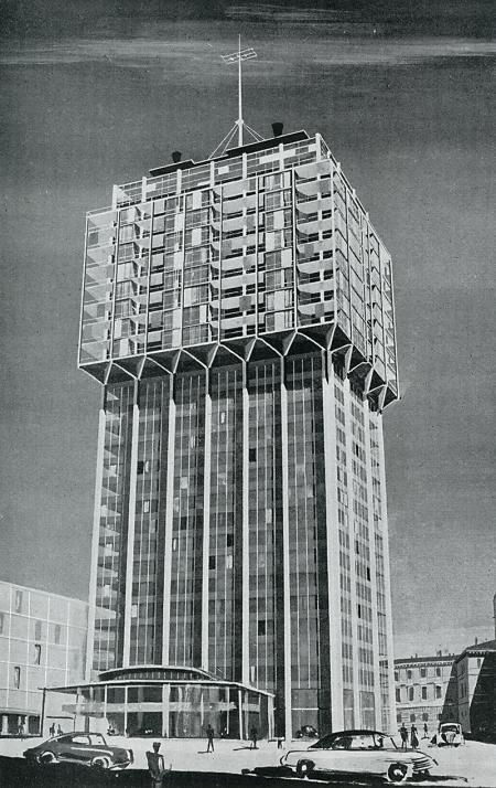 BBPR. Casabella 232 1959, 10