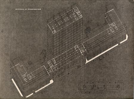 C.H. Elsom. Architectural Review v.125 n.747 Apr 1959, 236