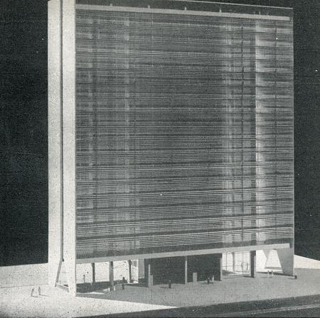 Eduardo Kneese de Mello and Carlos J Sena. Modulo. 13 1959, 11