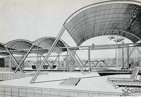 Paul Rudolph. Casabella 233 1959, 12