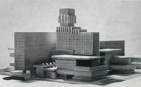 Carlo Aymonino, Maurizio Aymonino, and Baldo De Rossi. Casabella 239 1960, 49