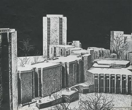 Eero Saarinen. Casabella 235 1960, 14