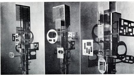 Nicolas Schoeffer. Architectural Design 30 1960, 518