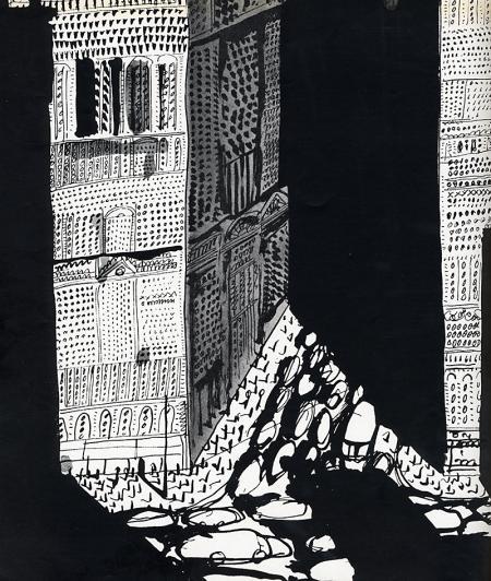 Aldo Rossi. Casabella 258 1961, 23