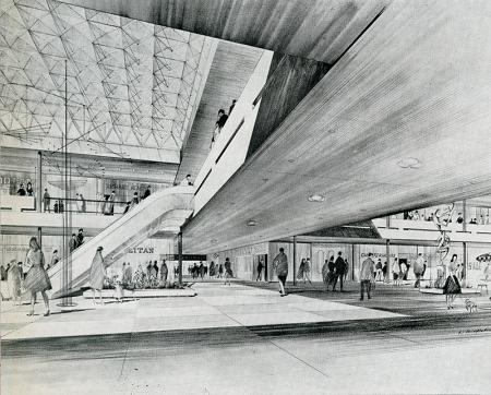 Boissevain and Osmond. Architectural Review v.129 n.767 Jan 1961, 54