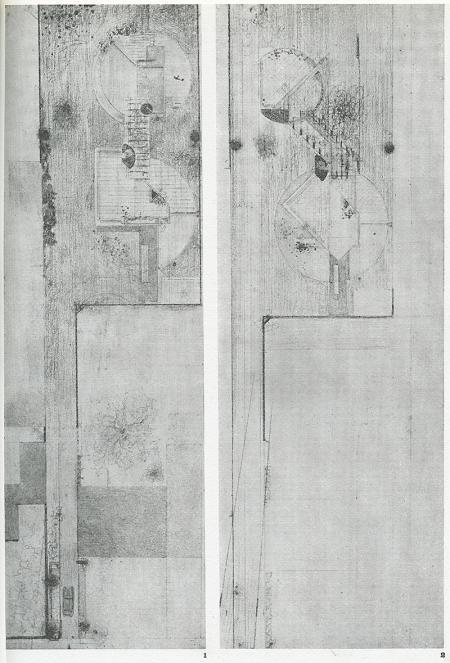Carlo Scarpa. Casabella 254 1961, 3