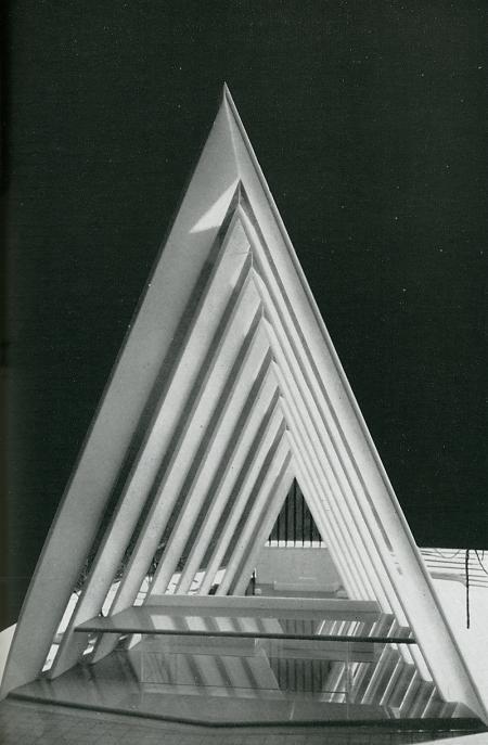 Jan Inge Hovig and Roy Holm. Architecture D'Aujourd'Hui. 96 Jun 1961, 29