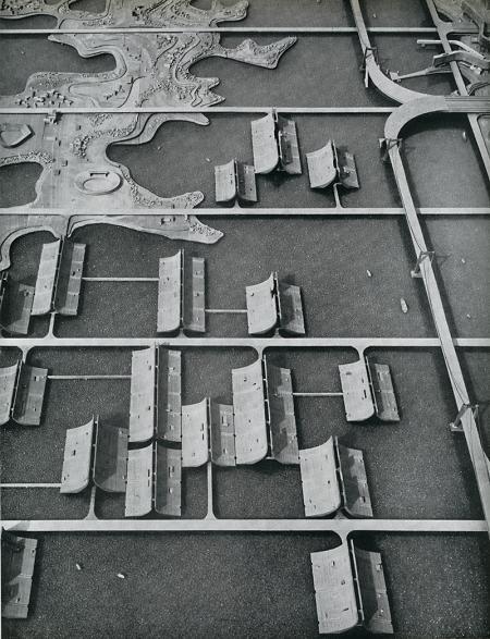 Kenzo Tange. Casabella 258 1961, 10