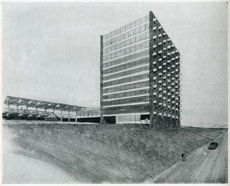 Sergio Bernardes. Modulo. 25 1961, 8