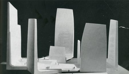 William F Pedersen and Bradford S Tilney. Architecture D'Aujourd'Hui. 96 Jun 1961, 91