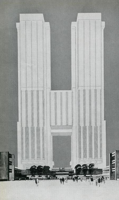 Columbia University School of Architecture. Casabella 265 1962, 40