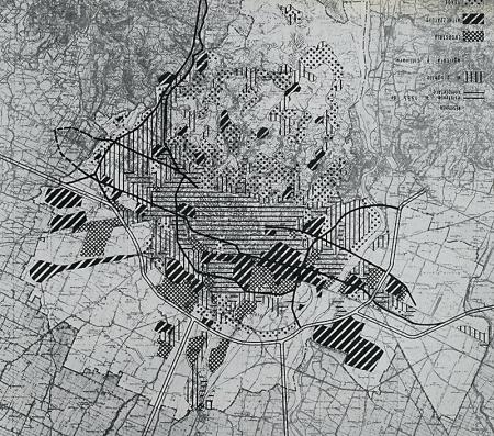 Giunta Comunale di Bologna. Casabella 269 1962, 15