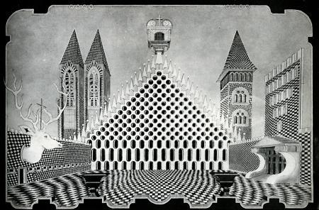 Pedro Friedeberg. Architecture D'Aujourd'Hui 102 Jun 1962, 105
