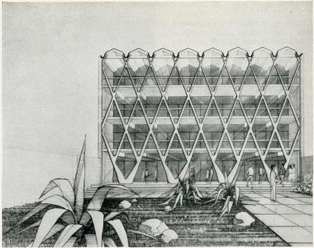 Enrico Tedeschi. Architectural Review v.133 n.794 Apr 1963, 233