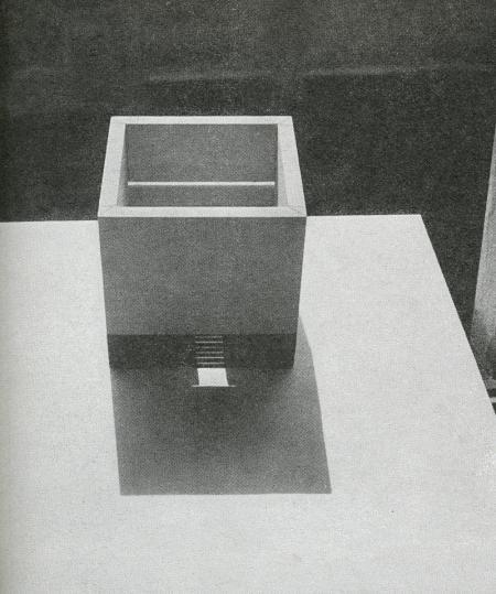 Gian Ugo Polesello, Aldo Rossi, Luca Meda. Casabella 276 1963, 41