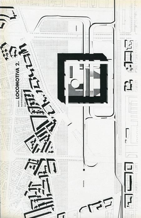 Gian Ugo Polesello, Aldo Rossi, Luca Meda. Casabella 278 1963, 48