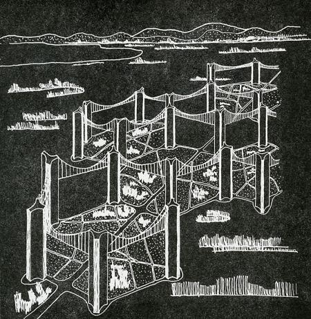 Hiroshi Sasaki, Iroki Onobayashi, Hiroyasu Yamada. Casabella 273 1963, 37