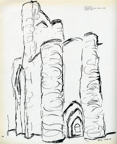 Louis Kahn. Casabella 275 1963, 26