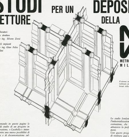 BBPR. Casabella 272 1963, 32