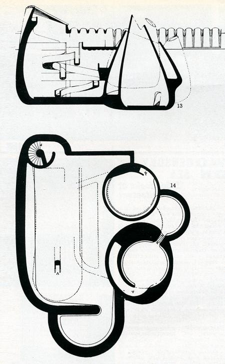 Joern Utzon. Architectural Review v.135 n.807 May 1964, 313