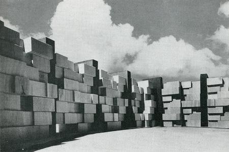 Augusto Biraghi, Vittorio Gigliotti, Paolo Portoghesi. L'Architettura  1965,