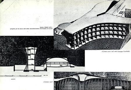 Enrico Villani. Domus 434 January 1966, 26
