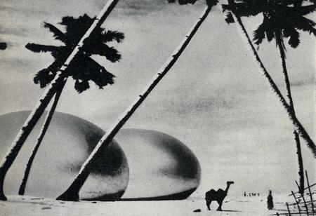 Frei Otto. Architectural Design 36 July 1966, 356
