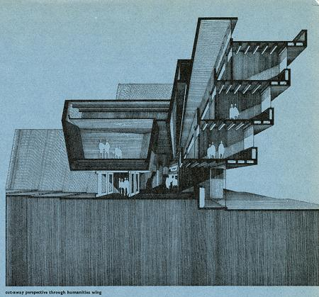 John Andrews. Architectural Review v.140 n.836 Oct 1966, 249