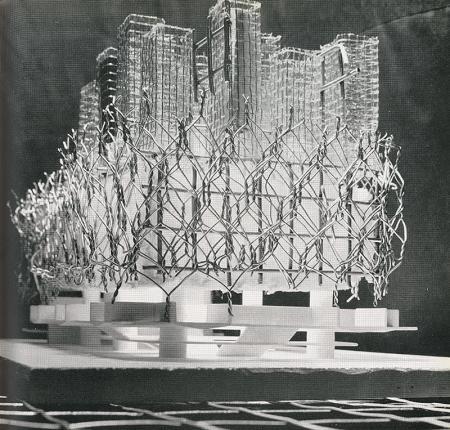Gruppo Sacripanti. L'Architettura  1966,