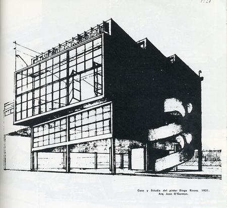 Juan O'Gorman. Calli. 29 1967, 13