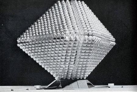 Kenji Ekuan. Architectural Design 37 May 1967, 213