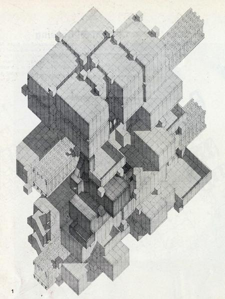 McNab Gage Potts Pollock. Architectural Design 37 May 1967, 245