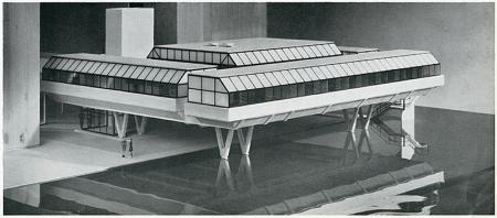 Derek Stow. Architectural Review v.143 n.851 Jan 1968, 13