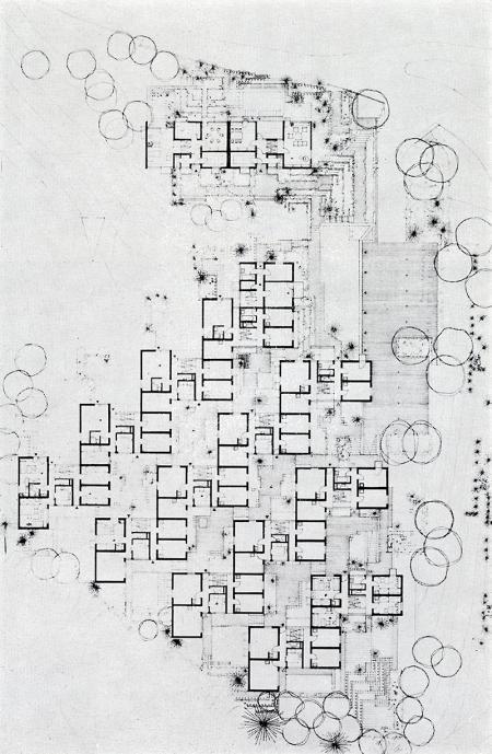 Hans Kammerer, Walter Belz, Hans Luz. Casabella 323 1968, 37