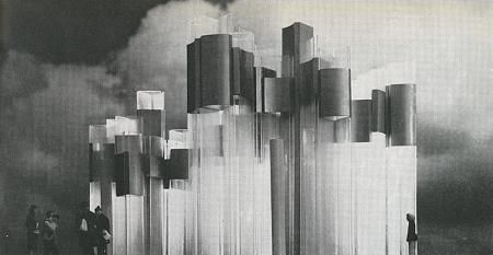 Eugenio Abruzzini. L'Architettura  1968,