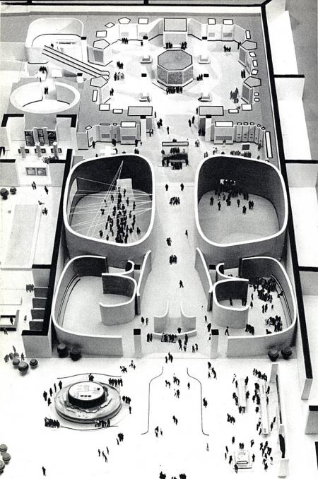 Roche and Dinkerloo. Domus 462 May 1968, 10