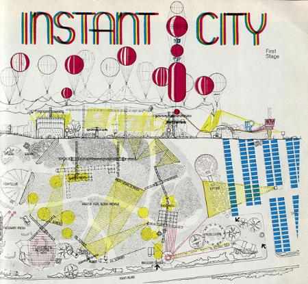 Archigram. Architectural Design 39 May 1969, 277
