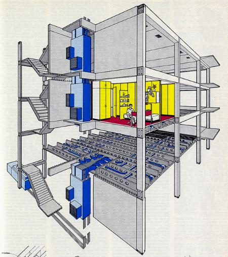 Gerald Gamliel Weisbach. Architectural Design 39 February 1969, 95