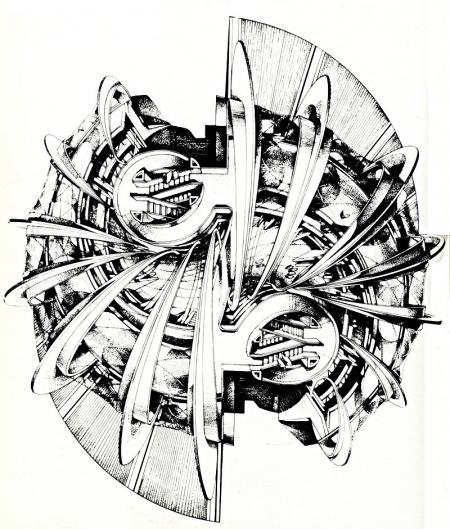 Gruppo Sacripanti Nonis Decina Perucchini. Domus 473 April 1969, 3