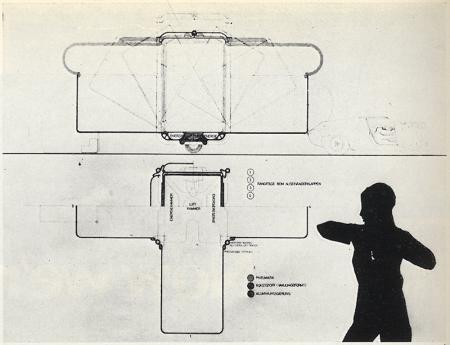 Leszek Lesniak. Architectural Review v.145 n.868 June 1969, 468