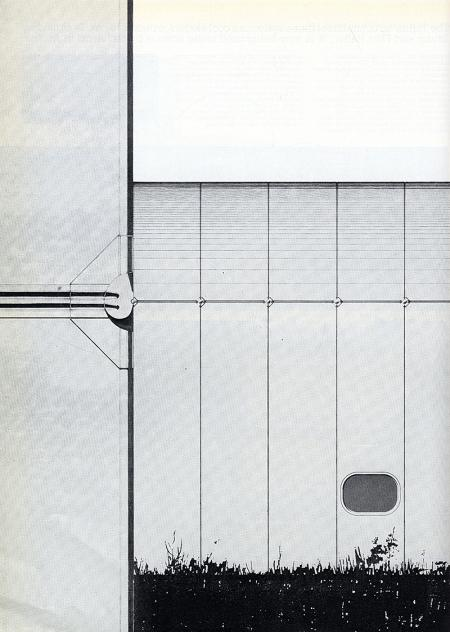 Richard and Su Rogers. Architectural Review (MANPLAN 3) v.146 n.873 Nov 1969, 370