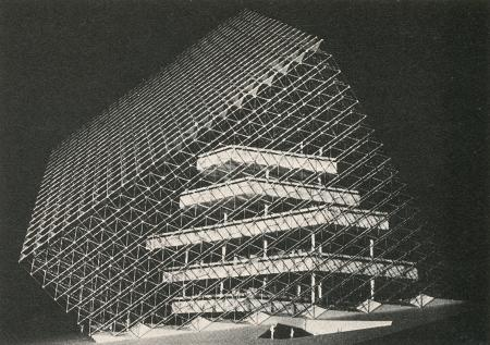 R.Buckminster Fuller. Architectural Record. Feb 1970, 41