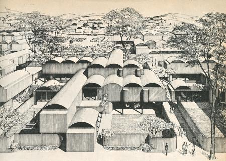 Paul Rudolph. Architectural Record. Sep 1970, 148
